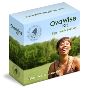 OvaWise - Egg Health Kit, increase egg quality naturally