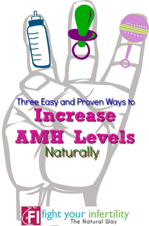 Three Easy and Proven Ways to Increase AMH Levels Naturally