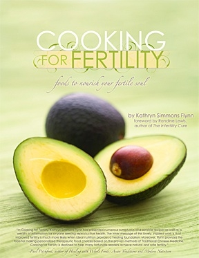 Cooking For Fertility Cookbook
