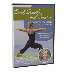 FERTILITY YOGA DVD