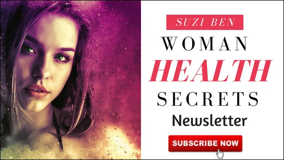 Woman Health Secrets Monthly News Letter2