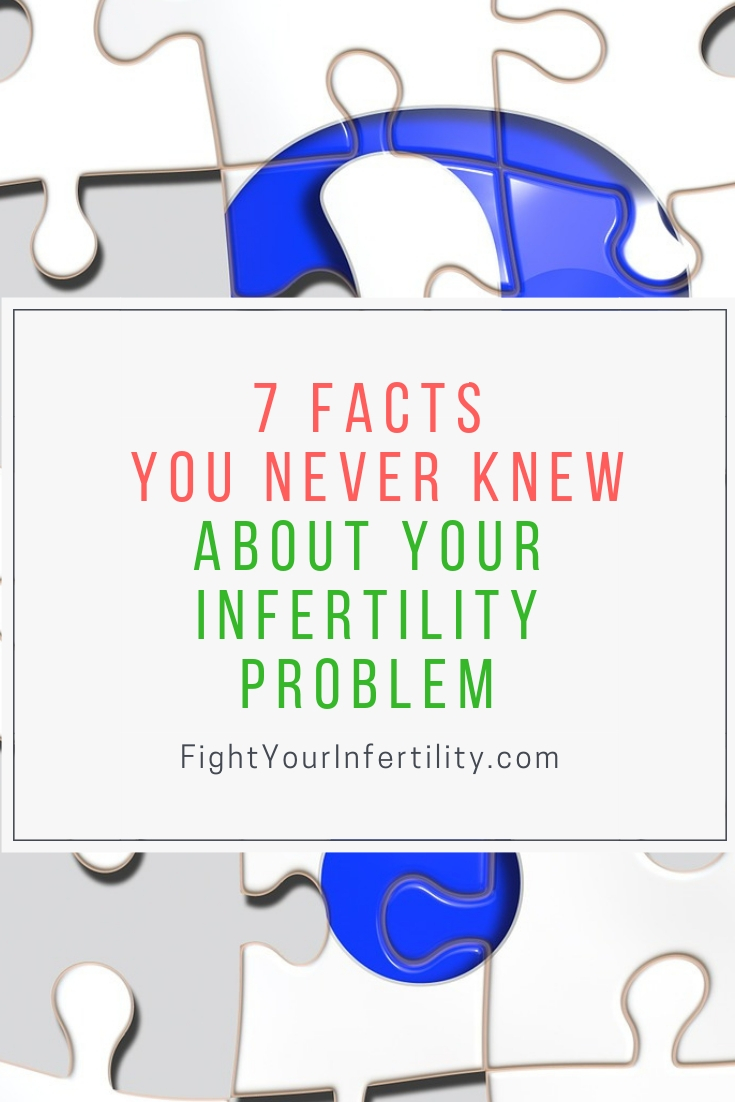 7 Facts You Never Knew About Your Infertility Problem