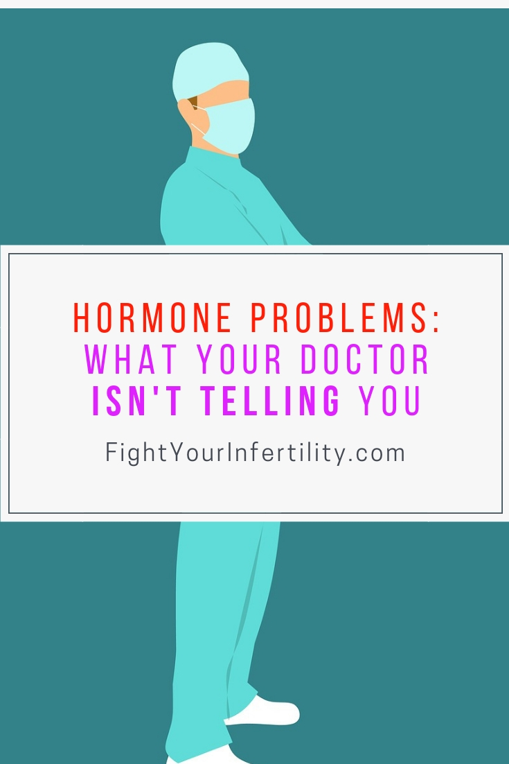 Hormone Problems: What Your Doctor Isn't Telling You