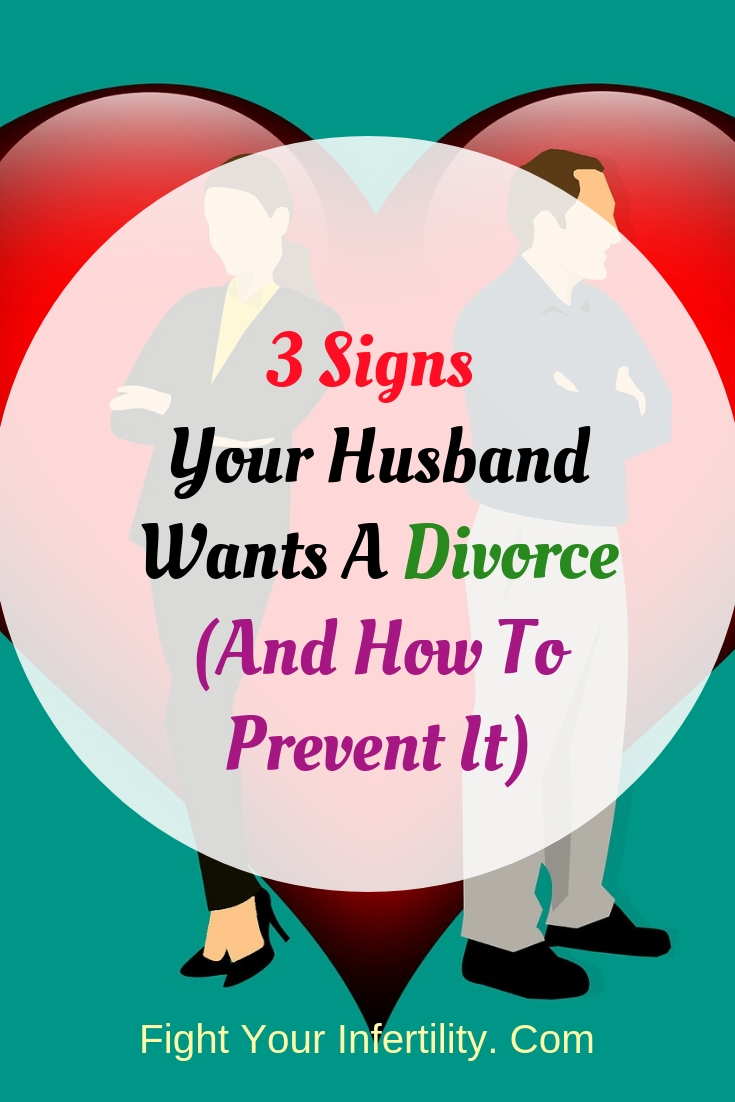 3 Signs Your Husband Wants A Divorce (And How To Prevent It)
