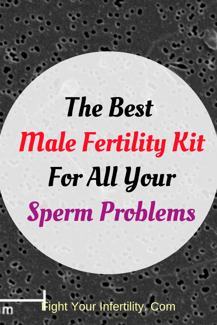 The Best Male Fertility Kit For All Your Sperm Problems
