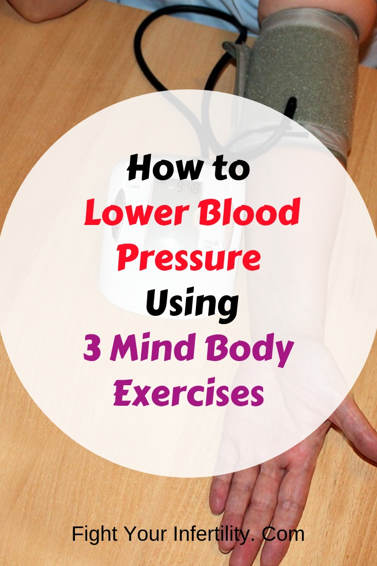 How to Lower Blood Pressure Using 3 Mind Body Exercises