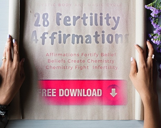 28 Fertility Affirmations-to fulfill your Dreams