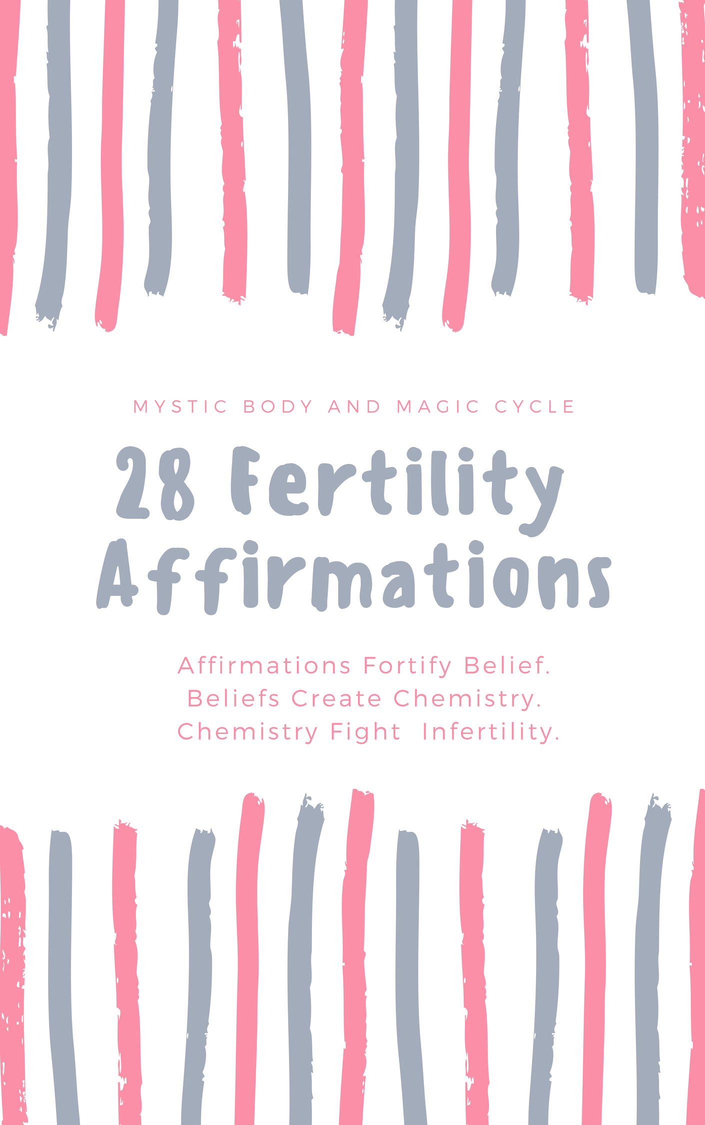 28 Fertility Affirmations