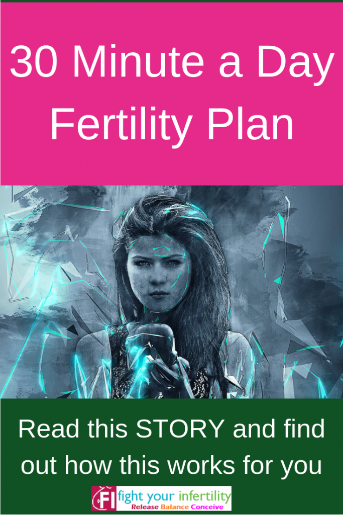 FYP- 30 Minute a Day Fertility Plan