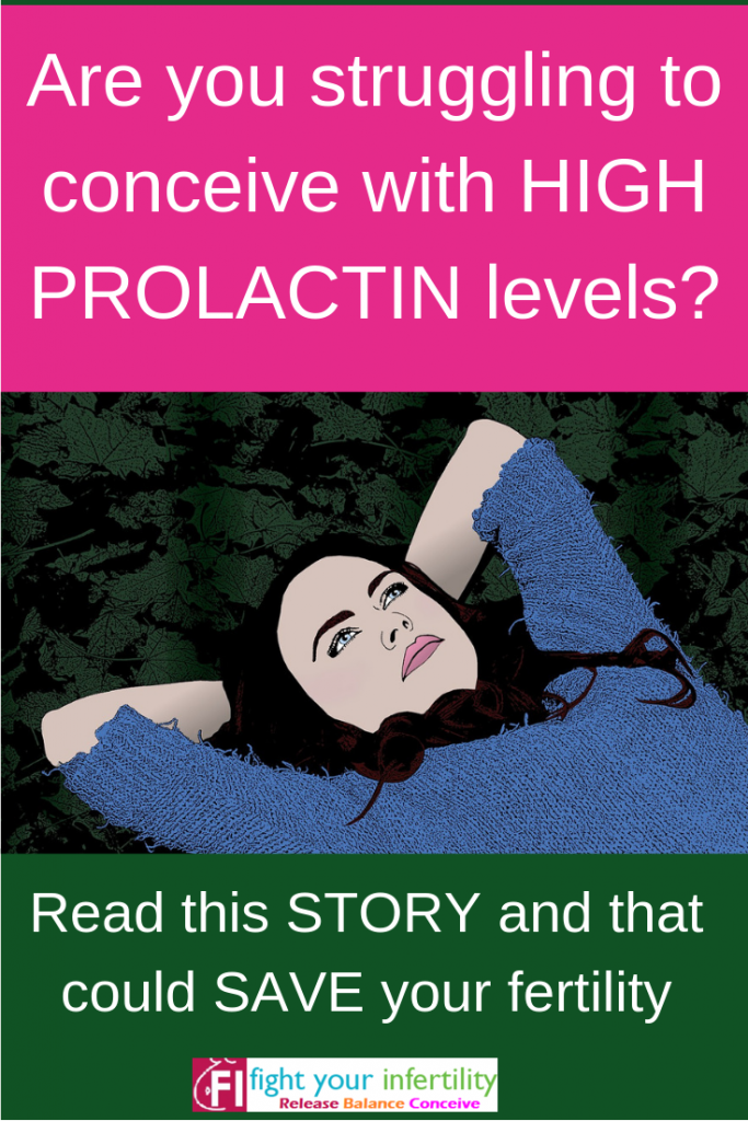 FYP - Are you struggling to conceive with high prolactin levels